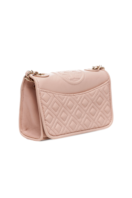 Light Pink Soft Clutch -2