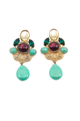 Cleopatra Earrings  -0