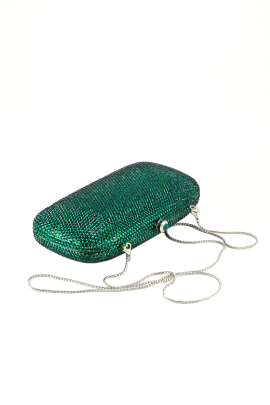Emerald Shine Clutch-2