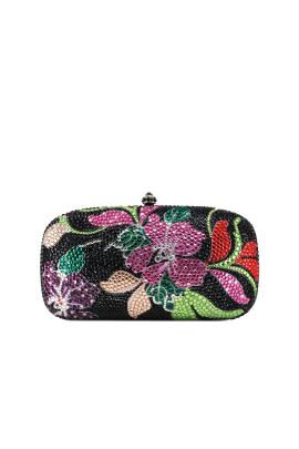Floral Night Clutch-0
