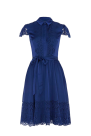 Blue Jacques Dress