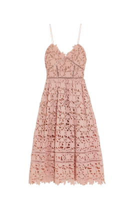 Azaelea Blush Pink Dress-1