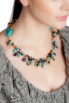 Cleopatra Necklace-1