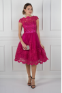 Fuschia Suki Dress