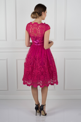 Fuschia Suki Dress-1
