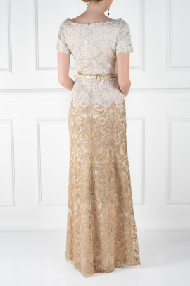 Golden Mito Gown -1