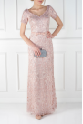 Blush Pink Mito Gown