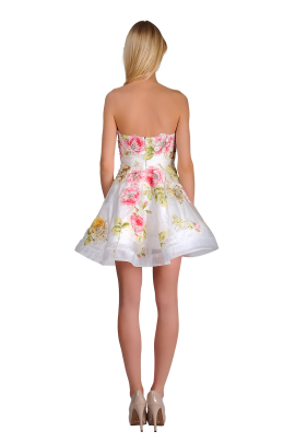 Sweet Rose Dress-2