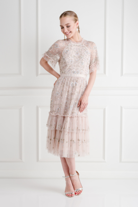Constellation Lace Dress/VILNIUS-2
