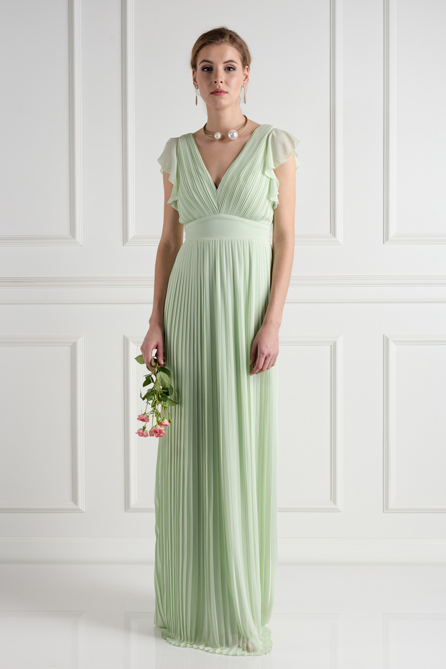 RENT BOUTIQUE / Lyon Spring Green Dress