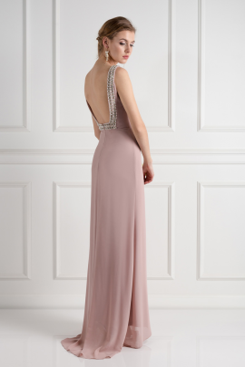 Riva Pale Mauve Dress-2