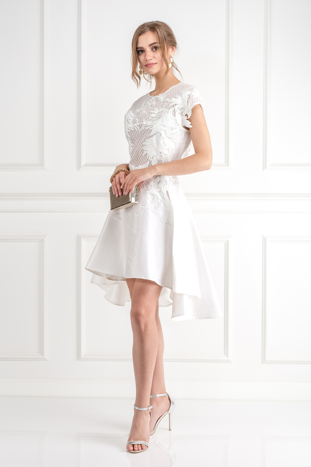 Chariots Of Fire Lace Dress