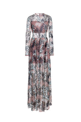 * Jeslyn Long Dress / VILNIUS-1