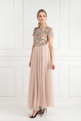 Chloe Maxi Dress -0