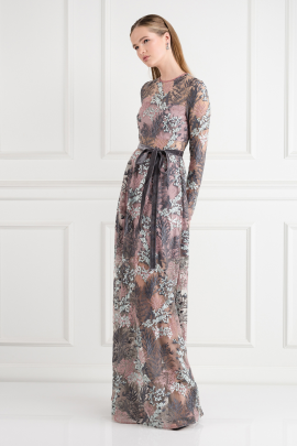 * Jeslyn Long Dress / VILNIUS-0