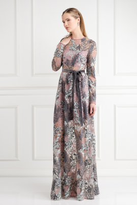 * Jeslyn Long Dress / VILNIUS-2