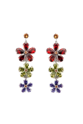 Summer Bouquet Earrings-0
