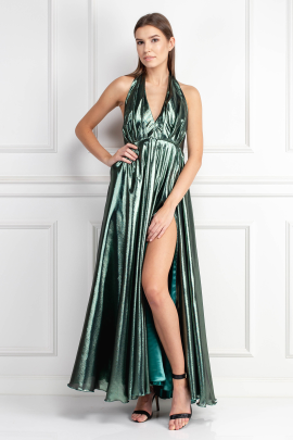 Green Joy Dress / VILNIUS-0