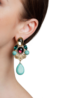 Cleopatra Earrings  -1