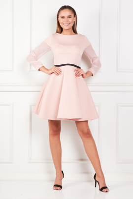 Pink Samantha Dress-0