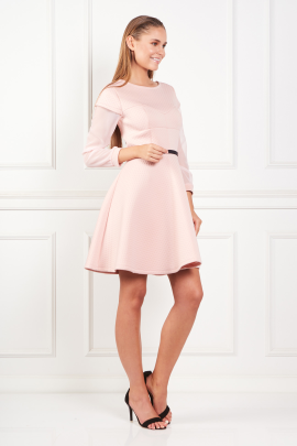 Pink Samantha Dress-1