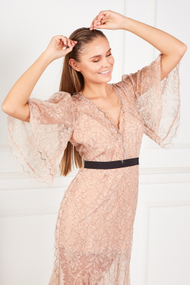 Look Good Feel Good Lace Dress-3