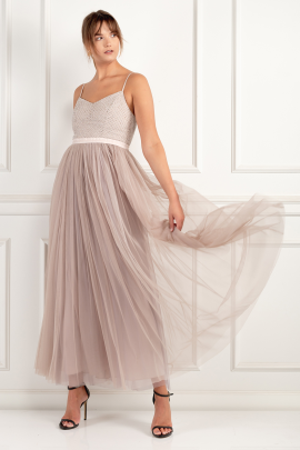 Dust Lilac Gown-1