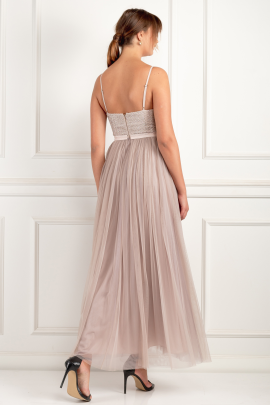 Dust Lilac Gown-2