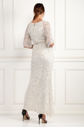 * Cante Lace Gown -3
