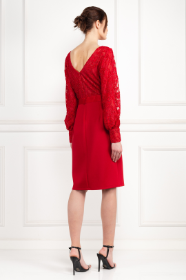 Ryman Flame Dress -2