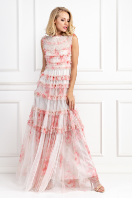 Memory Rose Gown-1