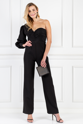 Rita Black Jumpsuit-0