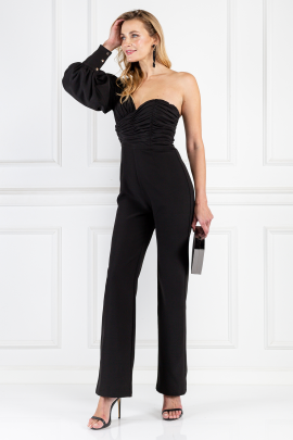 Rita Black Jumpsuit-1