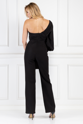 Rita Black Jumpsuit-2
