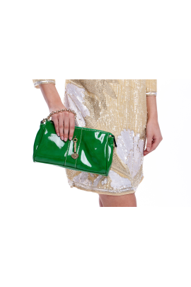 Green Dance Bag-1