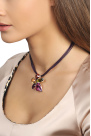Mysterious Flower Necklace