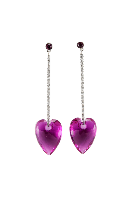 Rose Love Earrings / VILNIUS-0
