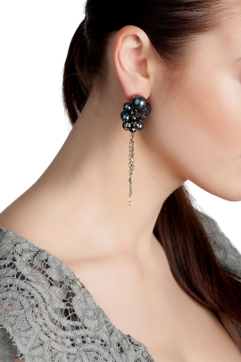 Bubble Dance Earrings -1