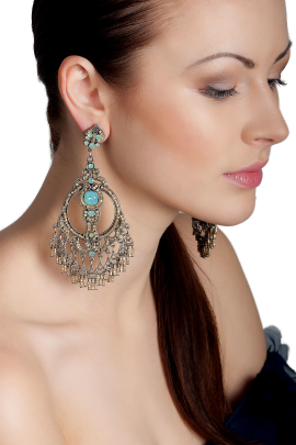 Indian Sky Earrings-1