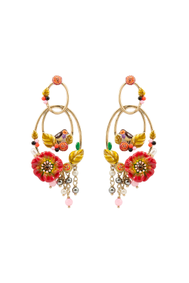 Touch Of Spring Earrings-0