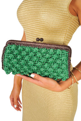 Nature Green Handbag-1