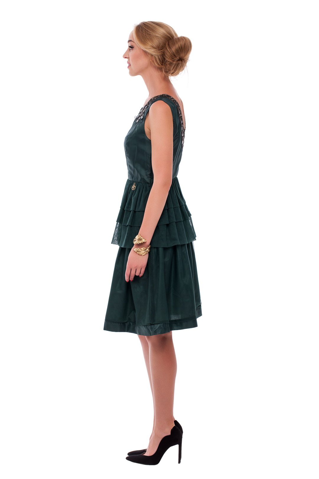 111a31df45a3 RENT BOUTIQUE / Lady In Green Dress