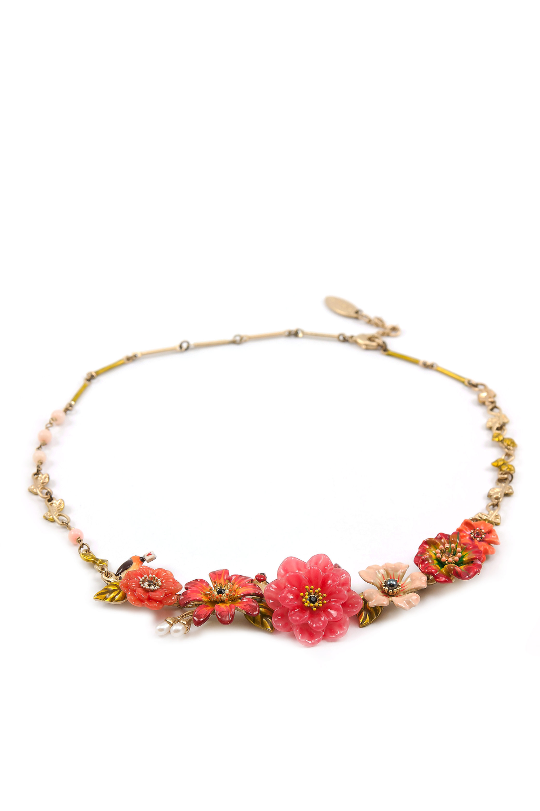 Touch Of Spring Necklace