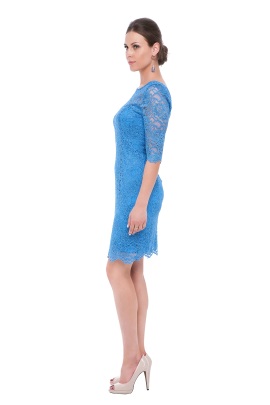 Blue Laguna Dress-0