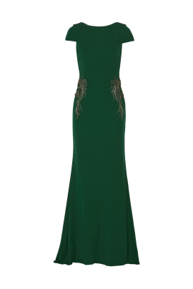 Green Gown-0