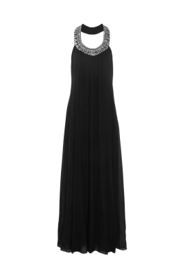 Willemma Silk-chiffon Gown-0