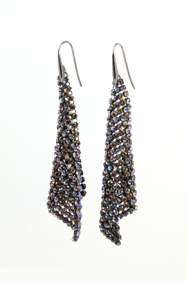 Lady Night Earrings / VILNIUS-2