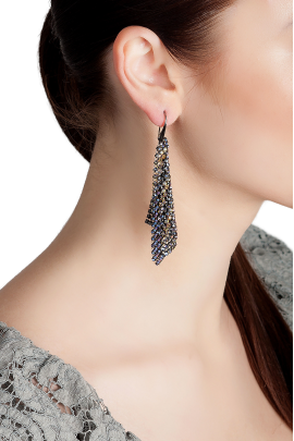 Lady Night Earrings / VILNIUS-1