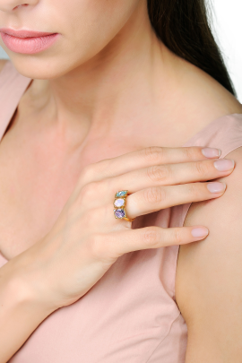 Color Shyness Ring-1