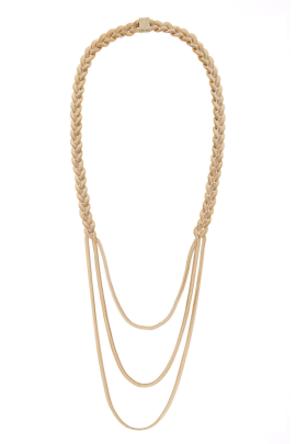 Cobra Gold Necklace-0